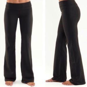 Lululemon Groove Yoga Leggings Pants Black 8